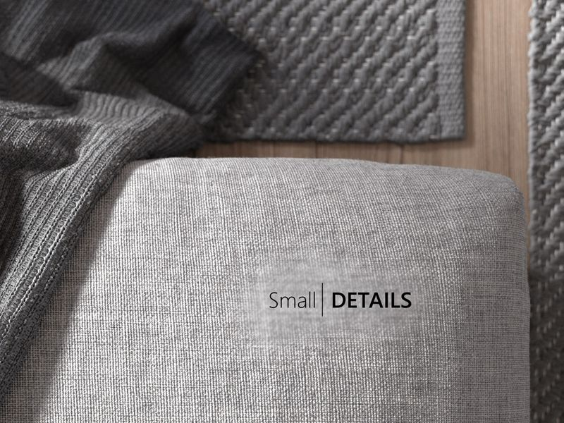 Small Details