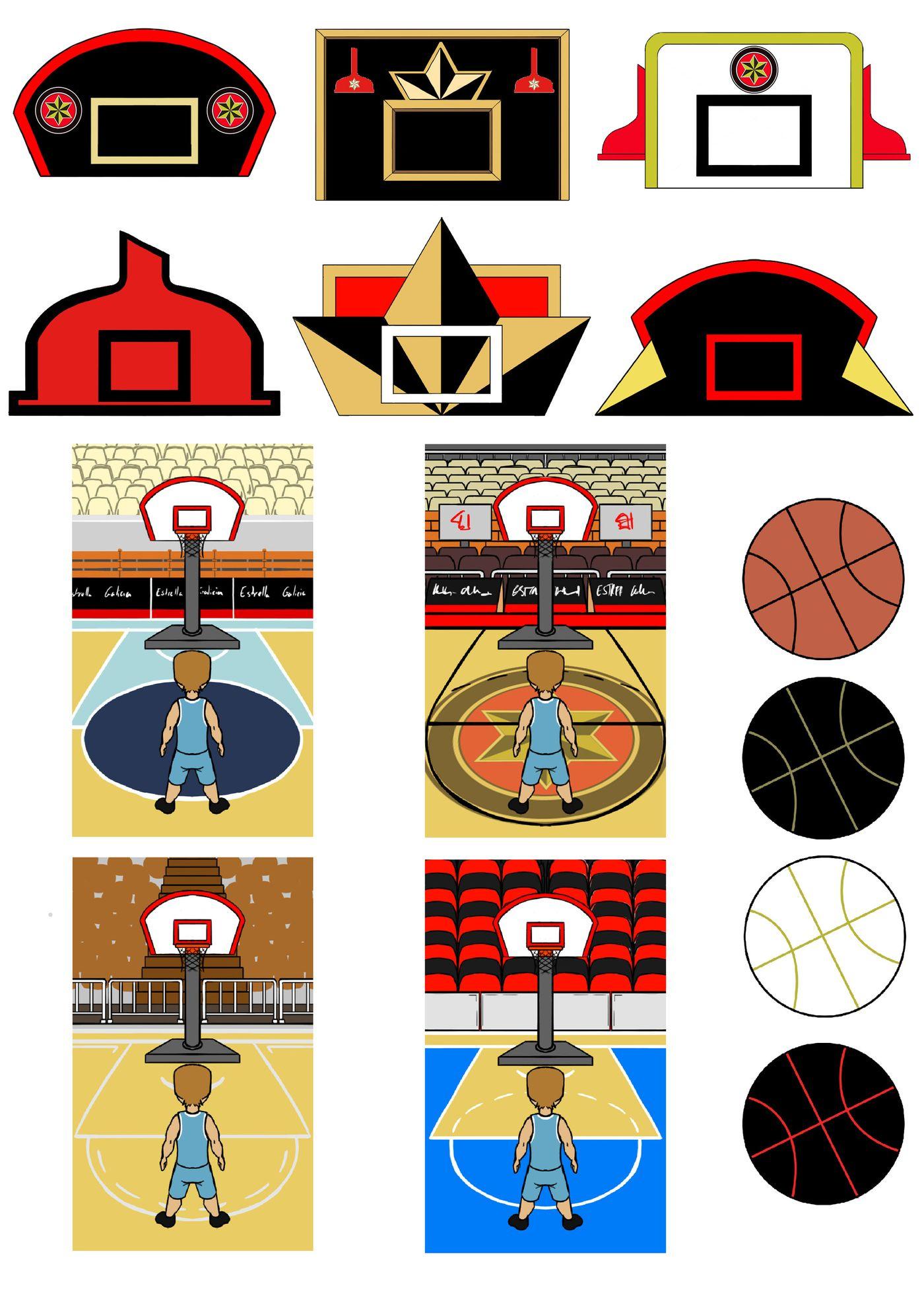 Irene Arnaiz Lopez Props Basket Irene316