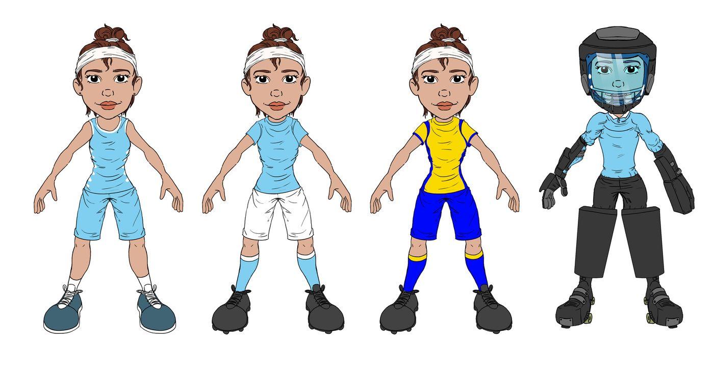 Irene Arnaiz Lopez Sports Women01 Irene316
