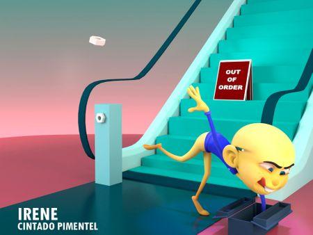 Animation reel Irene Cintado