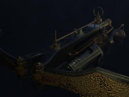 Van Helsing's Crossbow