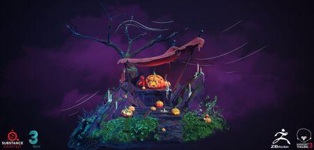 The Pumpkins Party