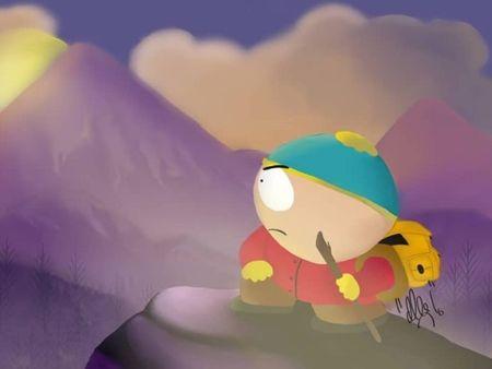 South Park Concept Art