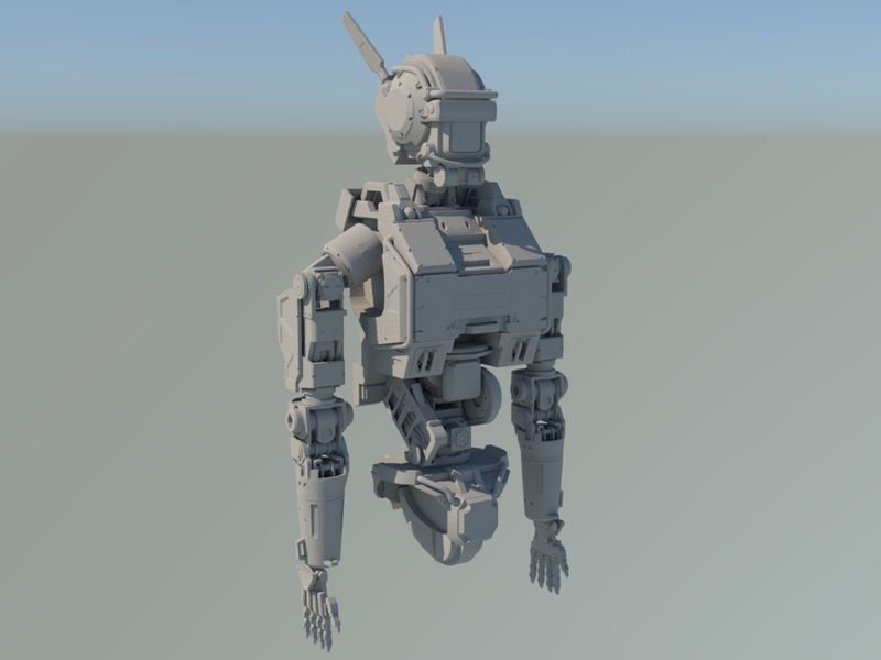 Incomplete Chappie