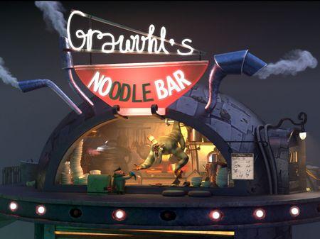 Grawhl's Noodle Bar