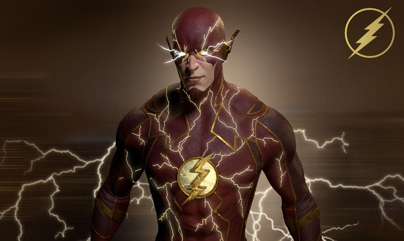 Flash fanart