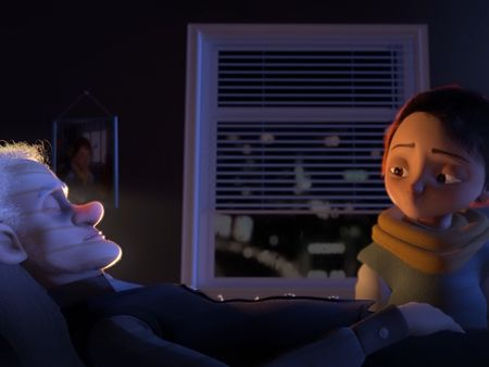 LookDev/Lighting & Compo Animation Scene