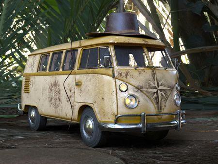 Indiana Van
