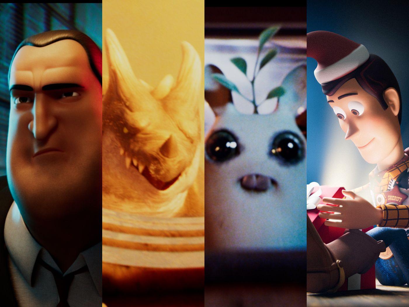 Lighting for 3D Animation - Ivan Pechalin