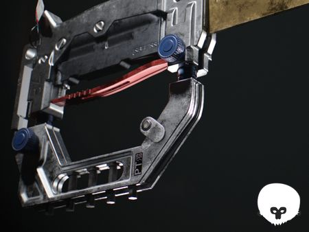 Telescopic knife