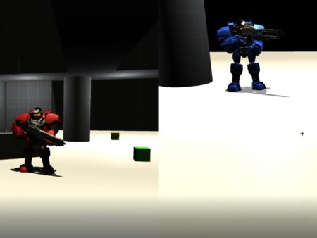 Shooter 3D - Programming project