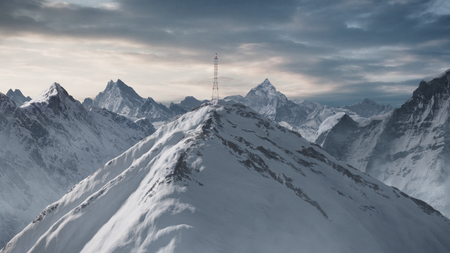 Digital Matte Painting & Compositing