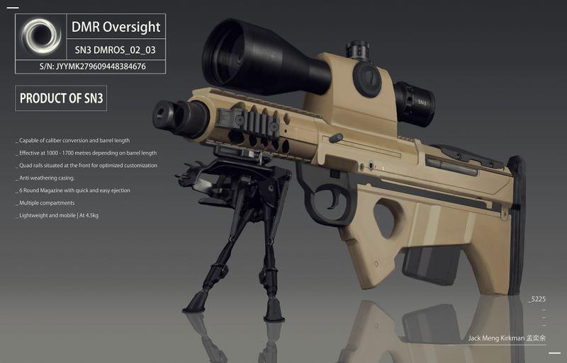 DMR Oversight