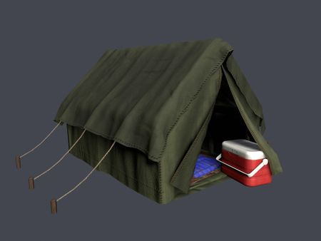 Weekly Drill - Camping Tent