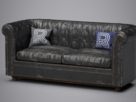 Weekly Drill - Designer Couch