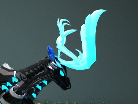 Sci fi Deer