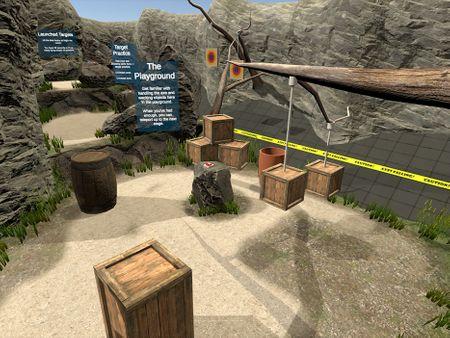 Axe Park VR