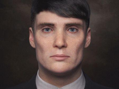 Thomas Shelby-PEAKY BLINDERS