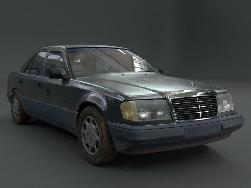 First Car.