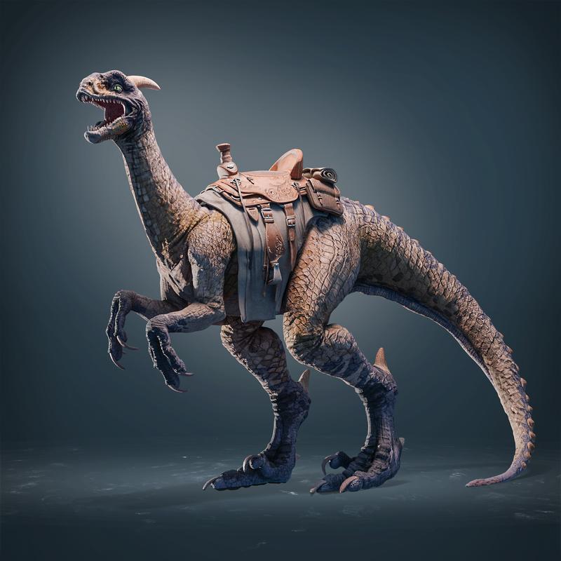 Dinosaur Creature