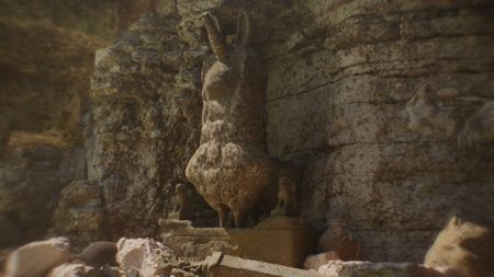Llama Temple