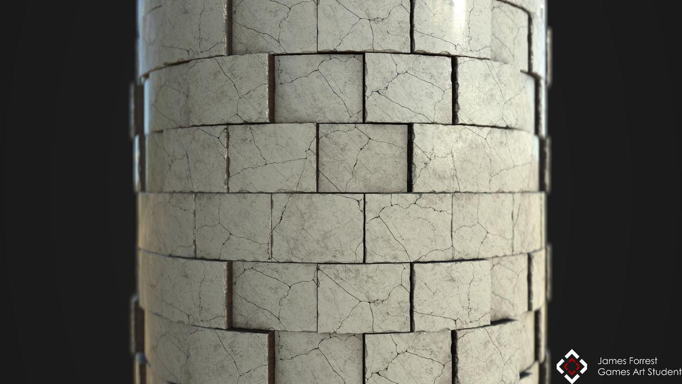 Marble Wall Jamesforrest98