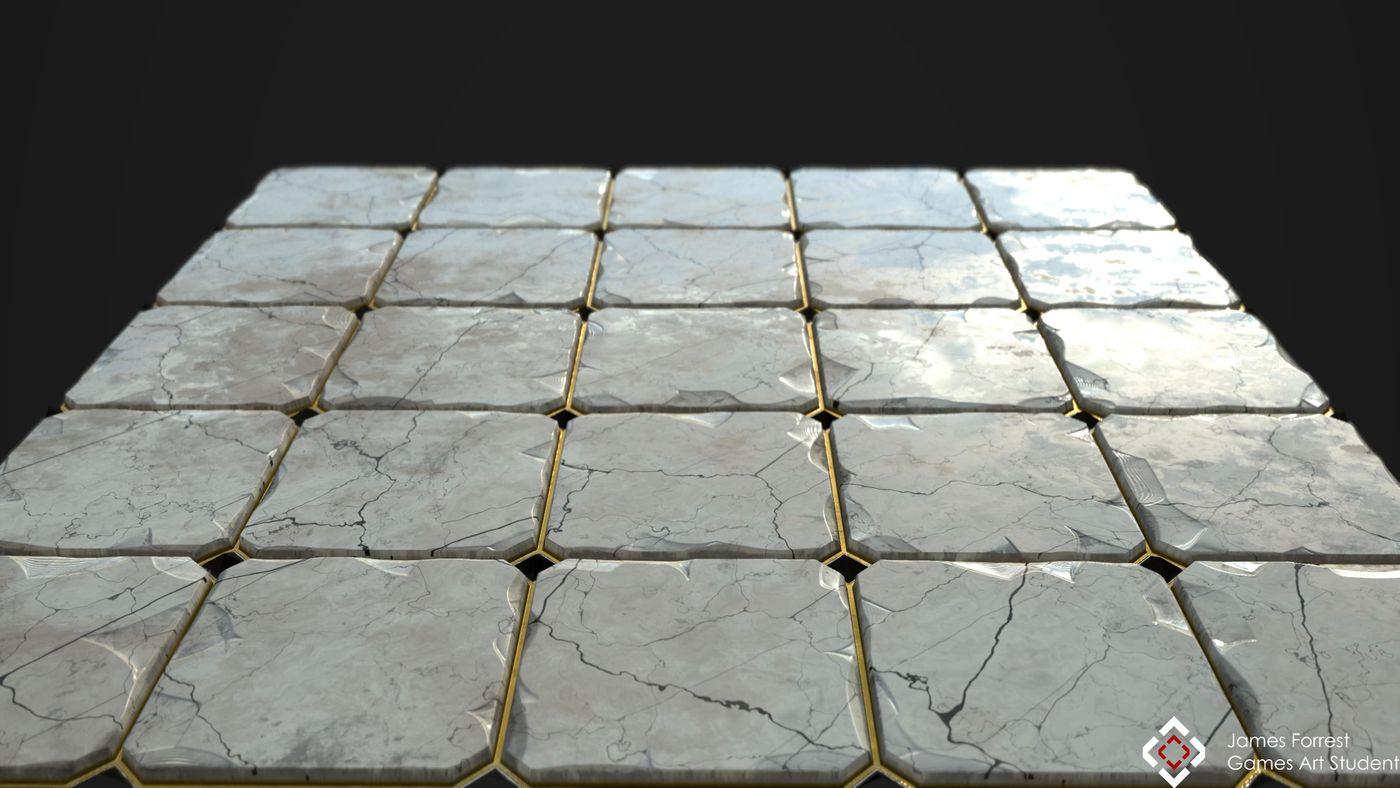 Marble Floor Dry Jamesforrest98