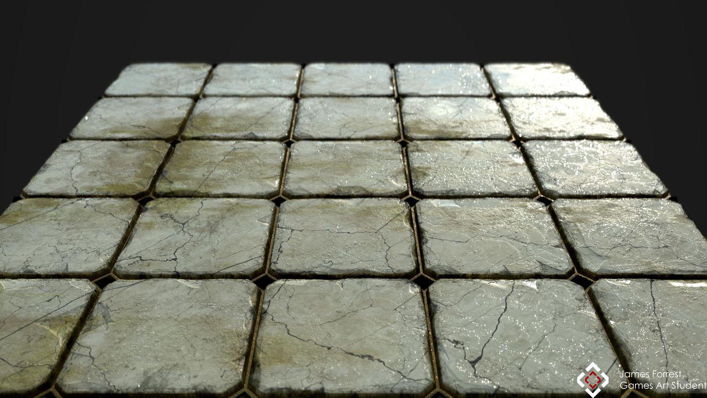 Marble Floor Moss Jamesforrest98