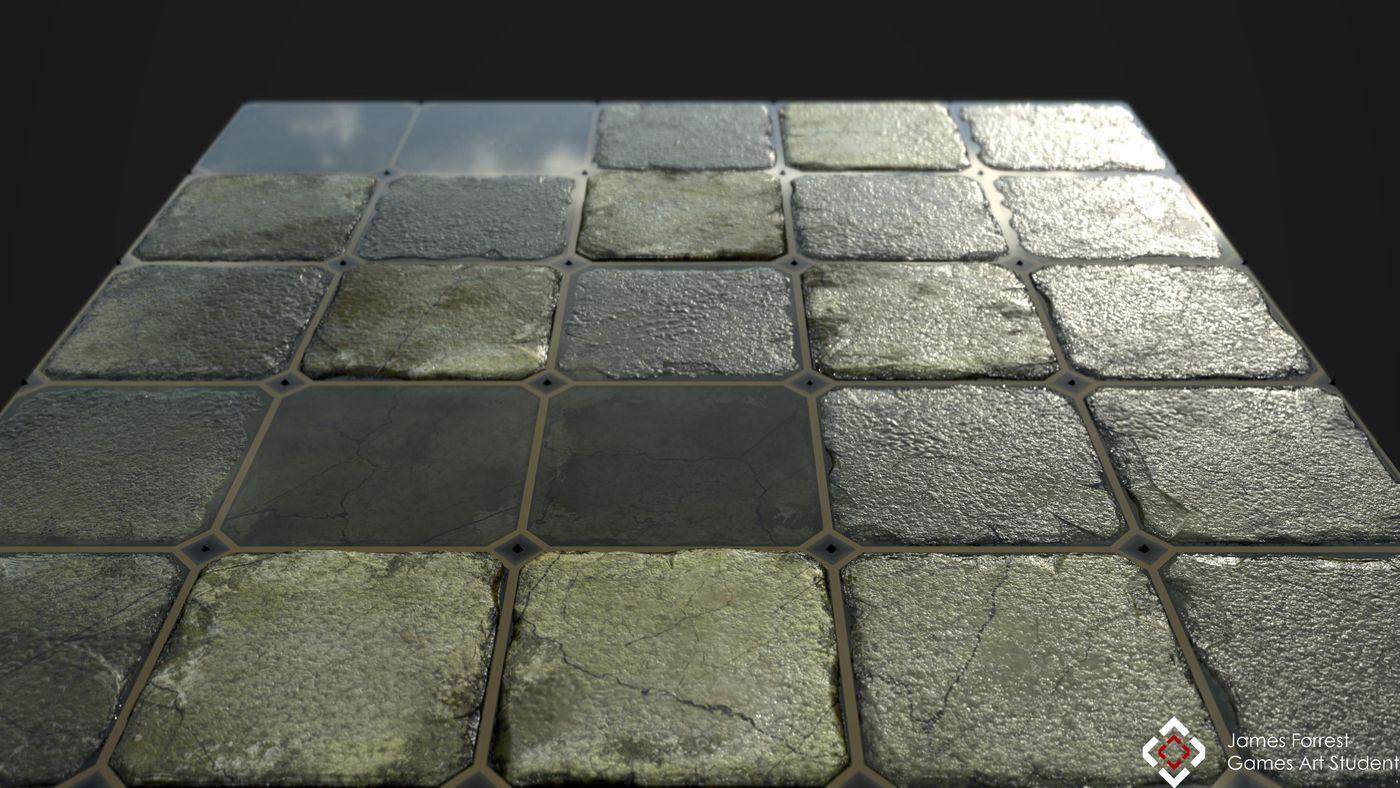 Marble Floor Wet Jamesforrest98