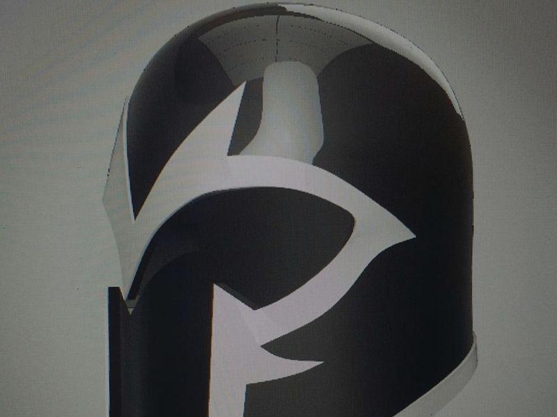 X-men first class Magneto Helmet
