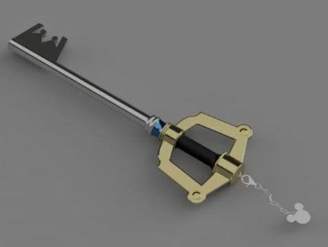 Keyblade from Kingdom Hearts