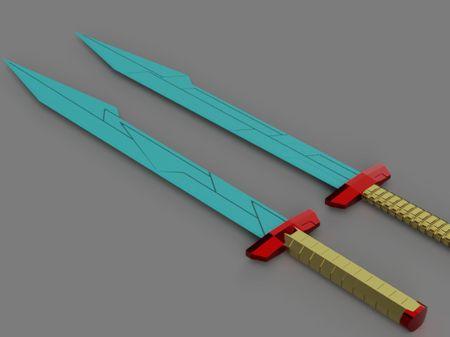 Thor Ragnarok sakaar swords