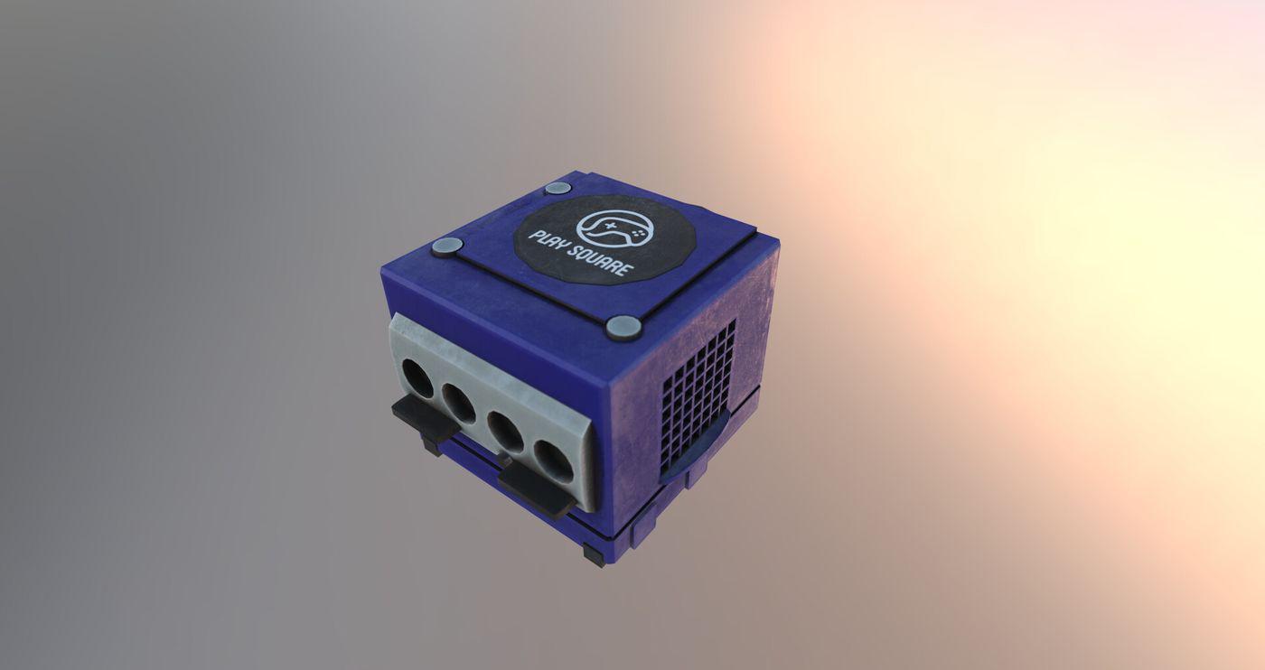 James Leigh Game Cube 1 Jamesleigh111