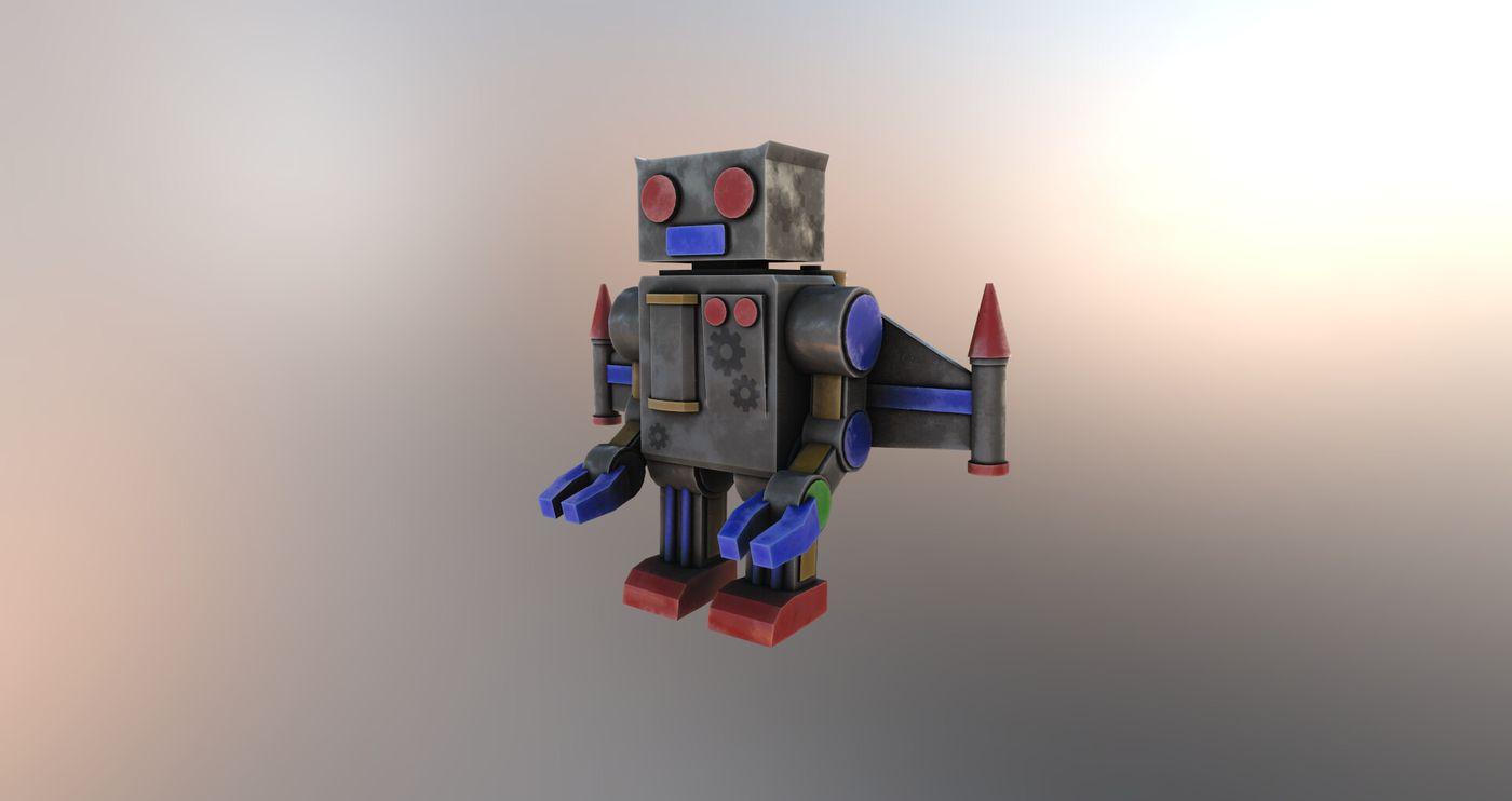 James Leigh Robot 01 Jamesleigh111