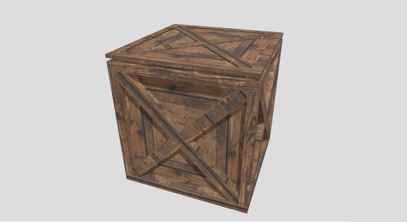 Crate Jamesleigh111