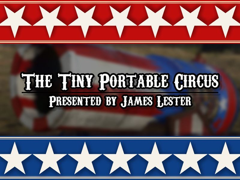 The Tiny Portable Circus