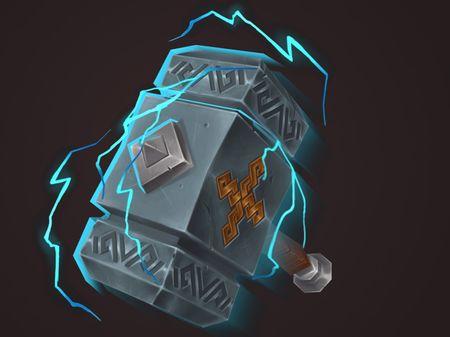 Meldunjarr, the Storm Bolt
