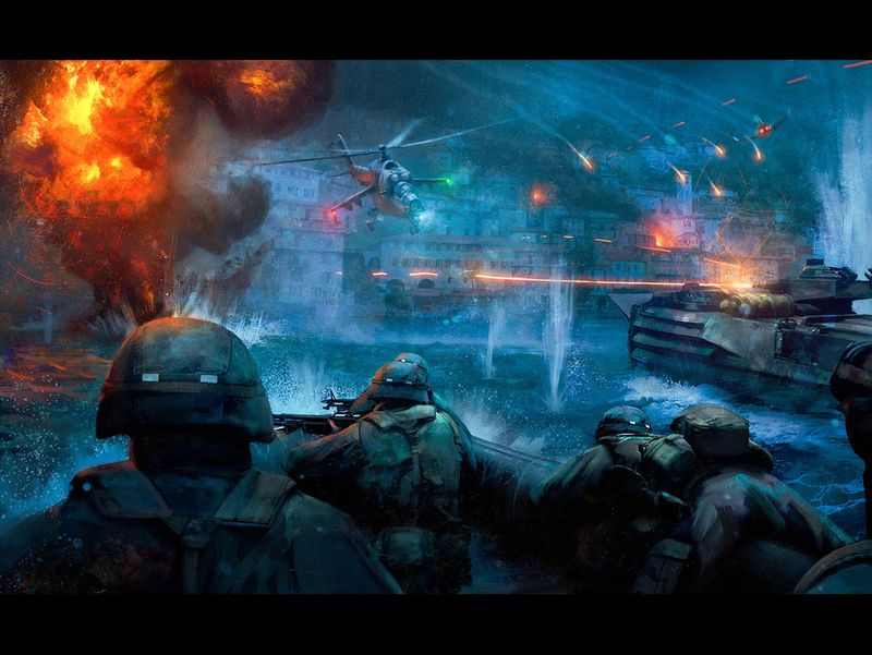 Battlefield 80