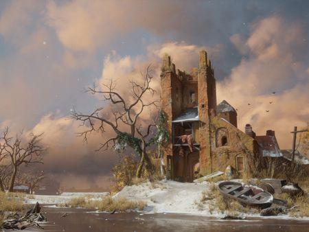 Dutch Ruin