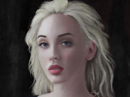 Carolina Portrait