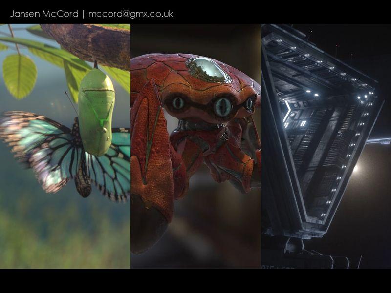 Jansen McCord | 3D Generalist