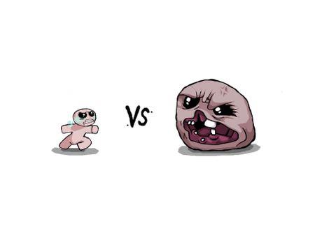 Isaac vs Monstro