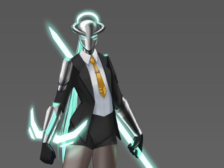 Artemis - Character Design