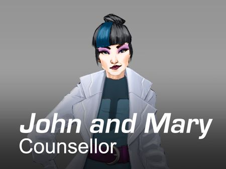 John and Mary - Counsellor