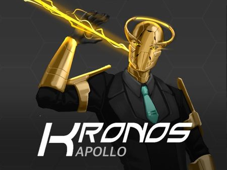 Kronos - Apollo Character Design