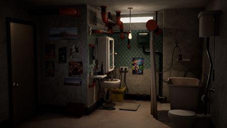 Zootopia Bathroom