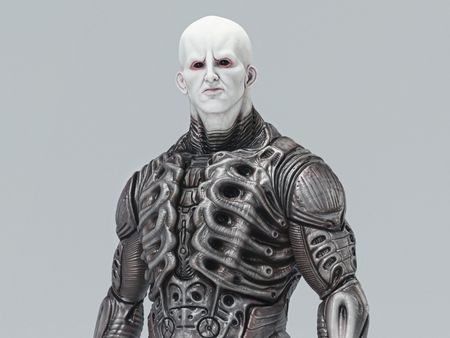 Engineer from Prometheus by Jason Foo