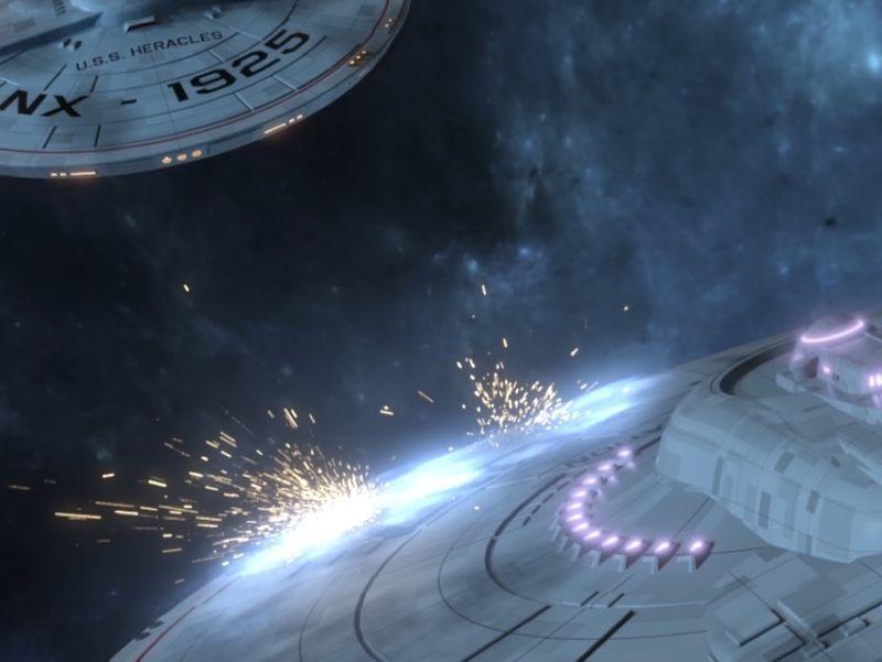Space Battle Effects