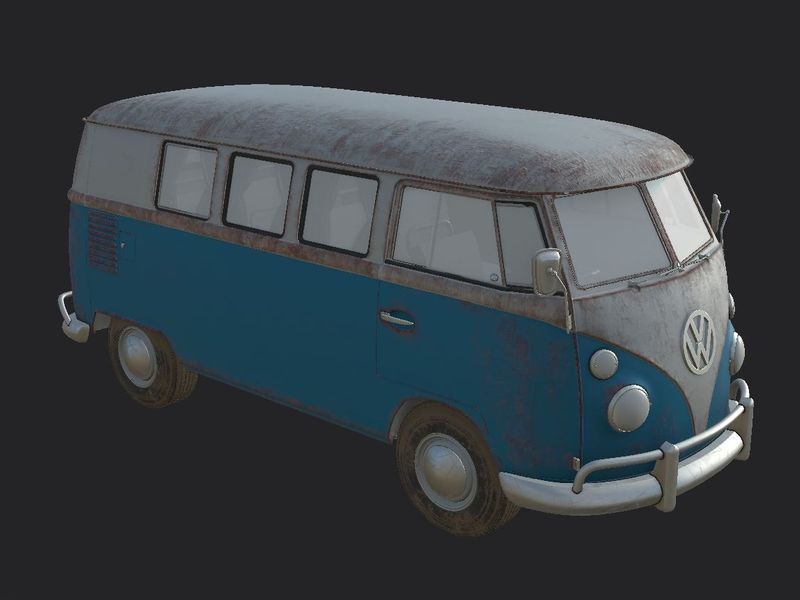 Kombi - First Update