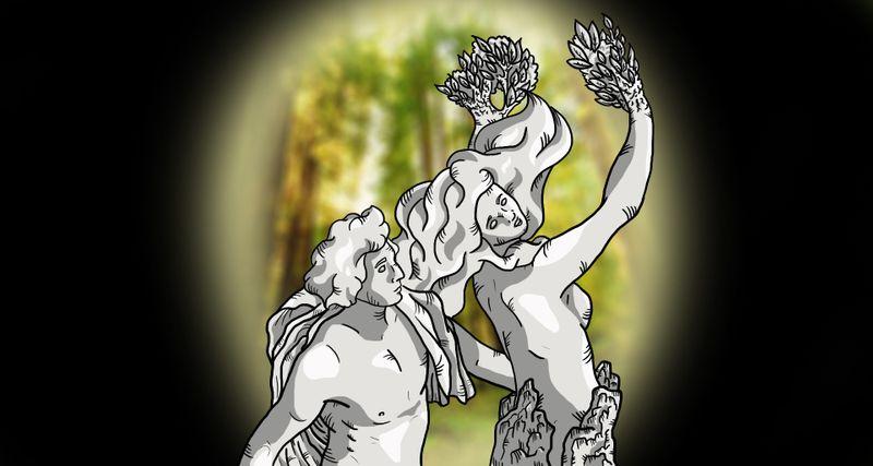 Apolo & Daphne